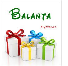 Astrologul Moş Crăciun – Balanta