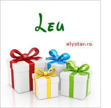 Astrologul Moş Crăciun – Leu