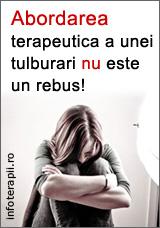 Abordarea terapeutica a unei tulburari nu este un rebus!
