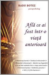 Carte - Libraria ANTIQ - Afla ce ai fost intr-o viata anterioara (reincarnare)