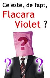 Ce este de fapt flacara violet