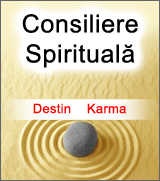 CONSILIERE SPIRITUALA sau DESTIN versus VOINTA