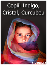 Copiii Indigo Cristal Curcubeu