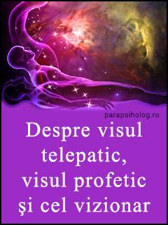 vis telepatic vizionar